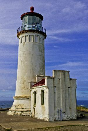 Cape Disappointment State Park: North Head Lighthouse