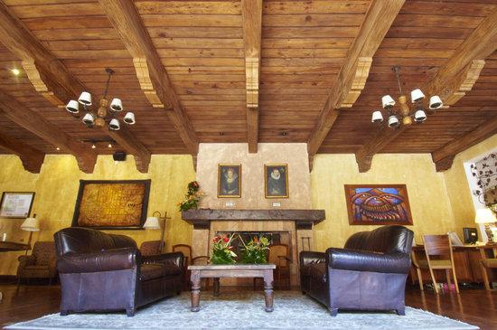 Porta Hotel Antigua: Lobby