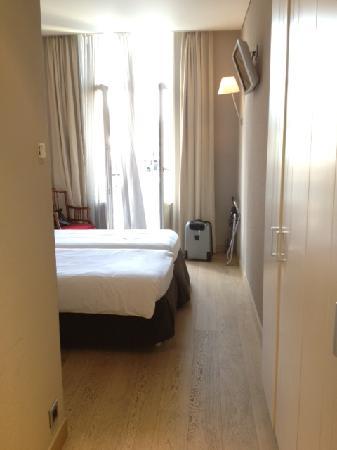 Hotel 't Zand: お部屋