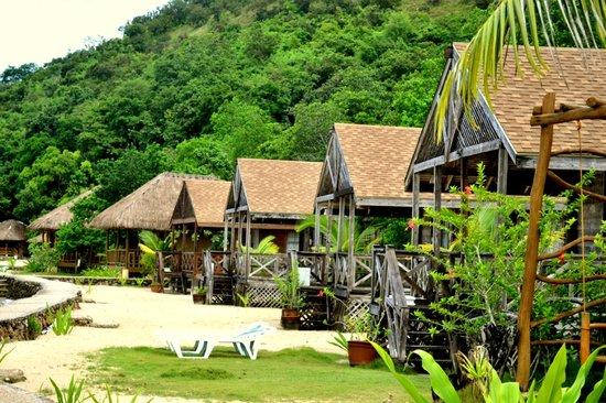 El Rio y Mar Resort : Cabanas
