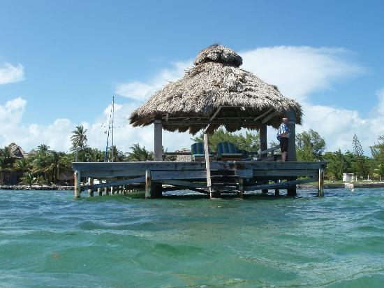 Xanadu Island Resort: Pier at Xanadu