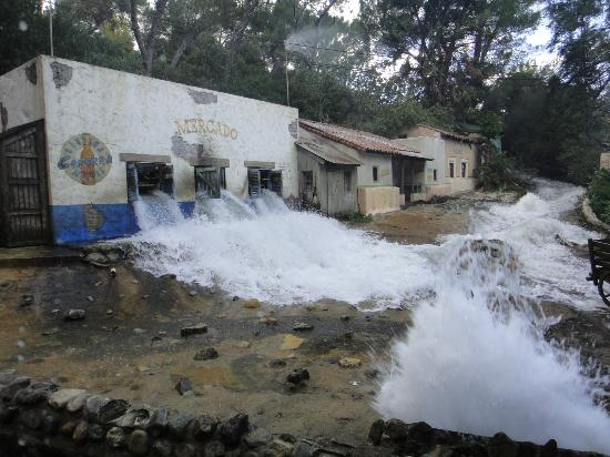 Flash Flood Picture Of Universal Studios Hollywood Los