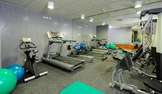 Punthill South Yarra Grand: Gym