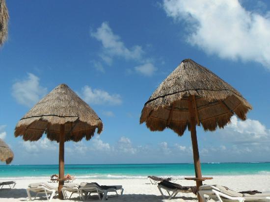 Secrets Maroma Beach Riviera Cancun: beach view