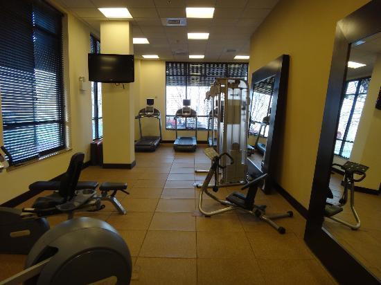 Hilton Garden Inn Arlington/Shirlington: Fitness area