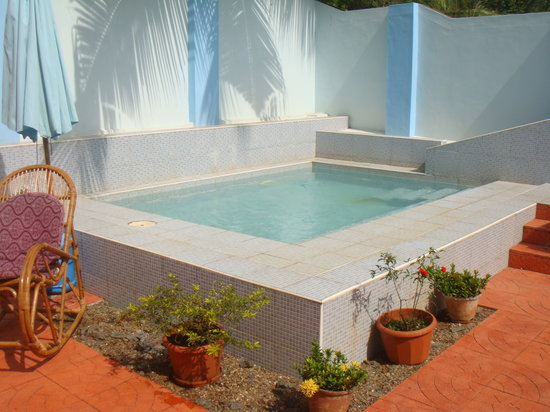 Pammae Palace : Clean safe cooling off pool