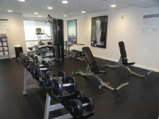 Westin Chicago Northwest: gym