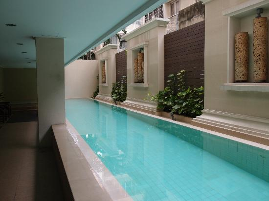 Saladaeng Colonnade : Indoor Pool