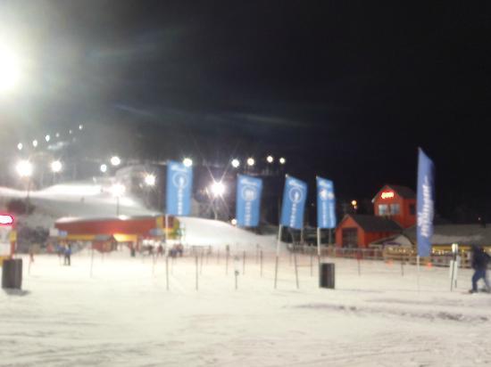 Bromont Ski Area : Bromont