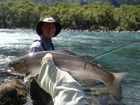 Jack Trout Fly Fishing : Rio Petrohue 2