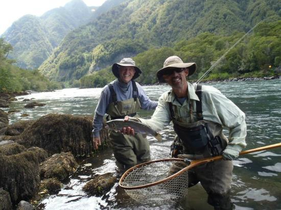 Jack Trout Fly Fishing : Rio Petrohue 1