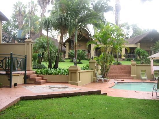 The Fairview Collection, Tzaneen: Pool area