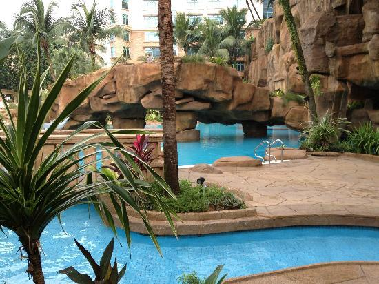 Sunway Resort Hotel & Spa: Pool Grounds