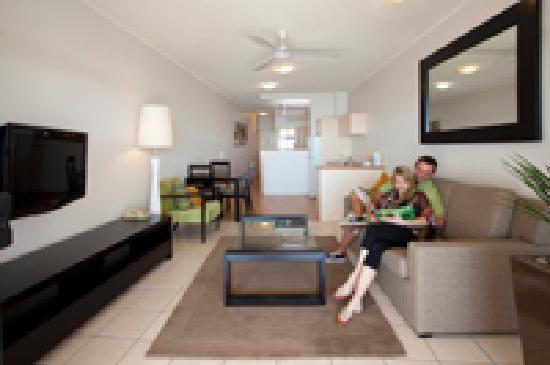 Amaroo at Trinity: Ocean View Studio Apartment