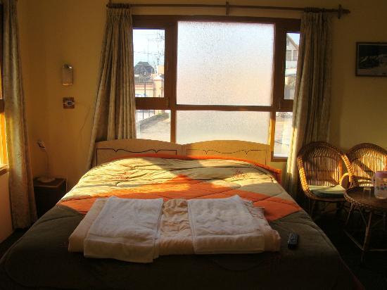 Al Hamra: Bedroom view