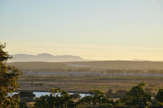 View from Ridgemor Villa