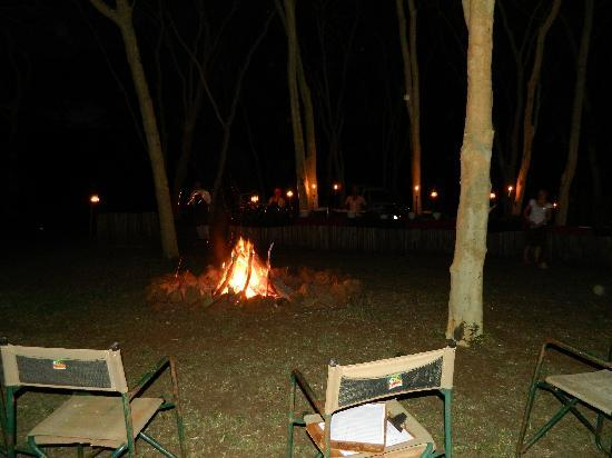Ubizane Wildlife Reserve: Dinner Under The Stars