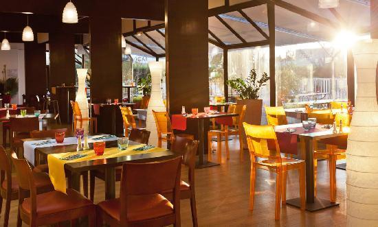 ibis Styles Avignon Sud Hotel : Restaurant