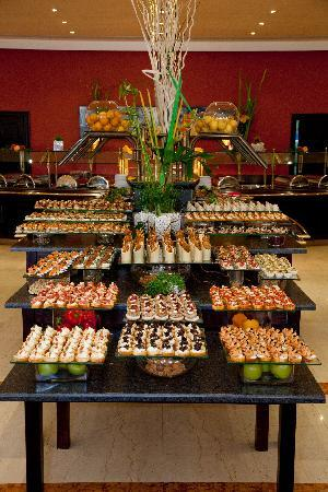 The Terrace Restaurant Malta at The Westin Dragonara Resort : Sunday Lunch - Antipasti Selection