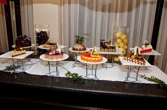 The Terrace Restaurant Malta at The Westin Dragonara Resort : Sunday Lunch - Over 40 desserts to choose from