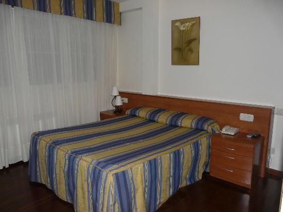 Hotel Horreo: Habitación hotel
