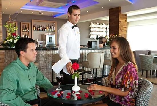 Asterias Beach Hotel: Main Bar 2012