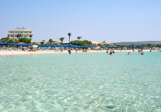 Asterias Beach Hotel: Makronissos Asterias Beach 2