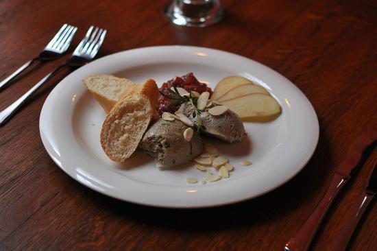 Hotel La Fresca: Dinner menu