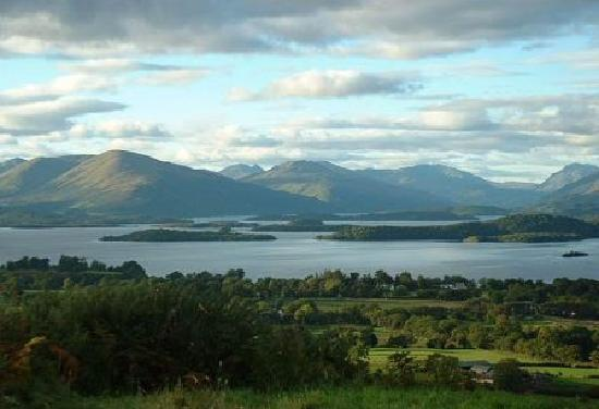 Best Western The Crianlarich Hotel: Only 8 miles from the stunning views of Loch Lomond