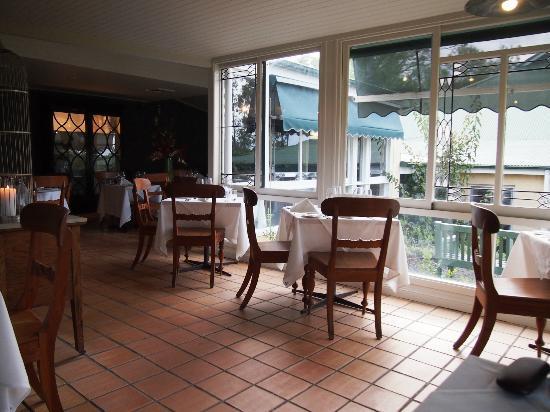 The Guest House Restaurant: Sanctuary restaurant
