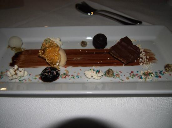 The Guest House Restaurant: Dessert