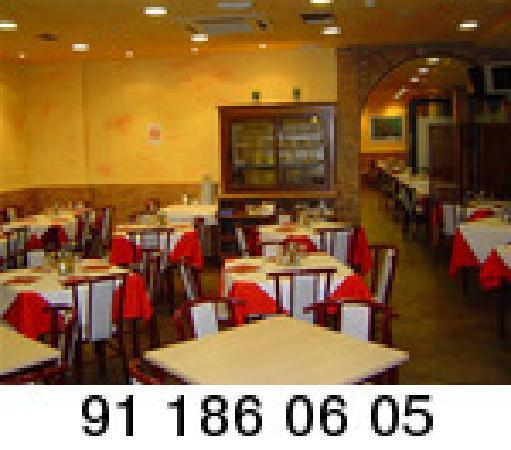 Restaurante el casito en san sebasti n de los reyes for Restaurante italiano san sebastian de los reyes