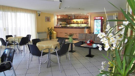 Half Moon Hotel: Lobby Halfmoon Rimini