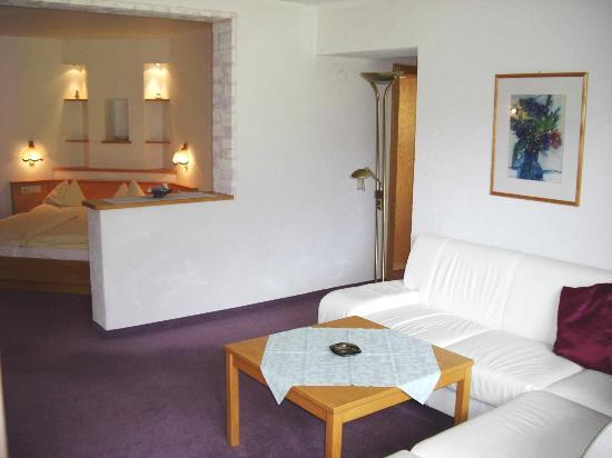 Sport &Vital Hotel Bachmann: Unser Zimmer