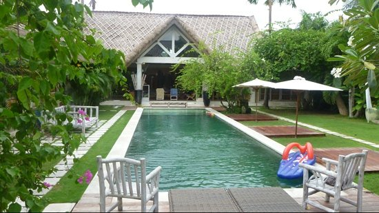 Villa Massilia Bali: 4 room pool