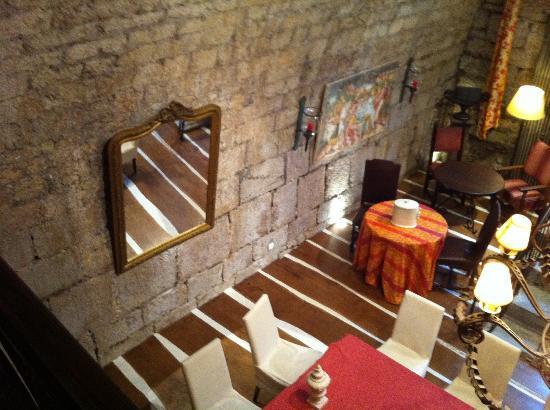 Chateau De Germigney : Dining room - same