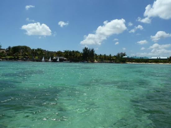 Club Med La Pointe aux Canonniers: Vista dalla camera