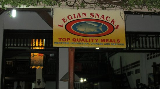 Legian Snacks