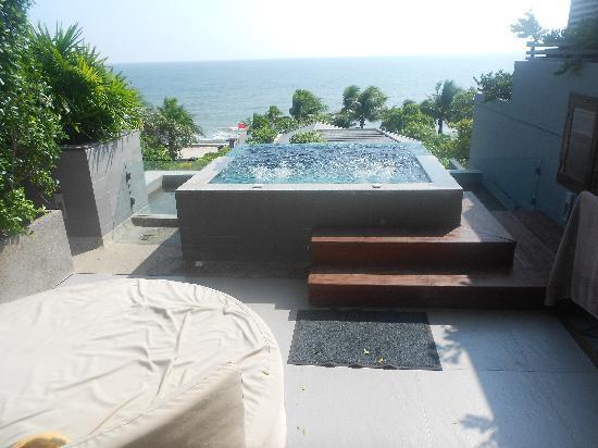 Rest Detail Hotel Hua Hin: balcony