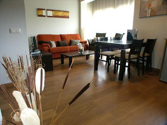 LA CASONA ENCANTO RURAL: Salon apartamento Colonial