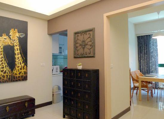 Deb's Business Serviced Apartment : Super One Bedroom with super big space