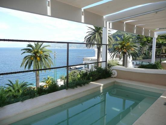 Villa Marina Hotel & Spa: penthouse with private pool and sun deck