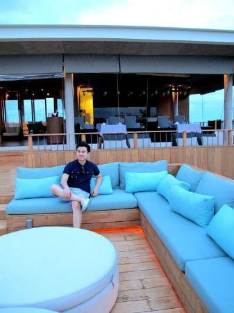 Sala Khaoyai : At the outdoor lobby