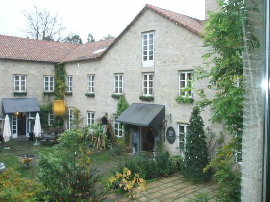 Hotel Spa Relais & Chateaux A Quinta da Auga: Imagen de la fachada