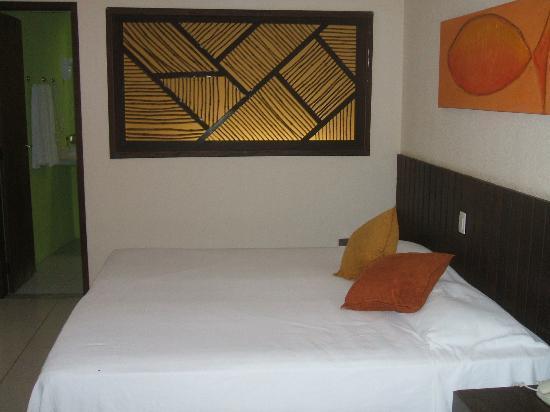 Hotel Aconchego Porto de Galinhas: La Cama