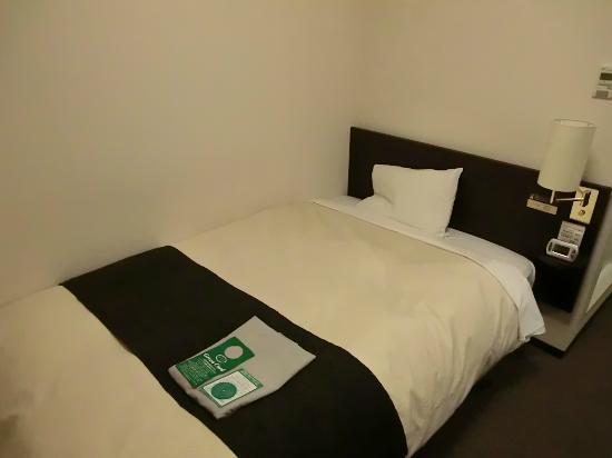 Kumamoto Tokyu REI Hotel: ベッド回り