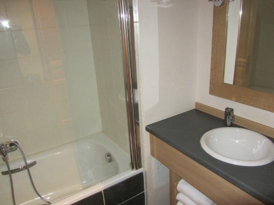 Résidence Club mmv Belle Plagne Le Centaure : shower area