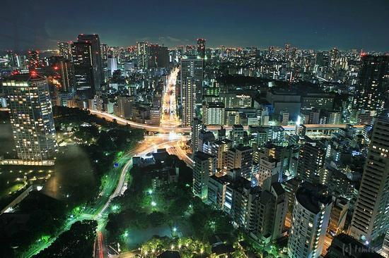 Tokyo Tower: 東京タワー展望台