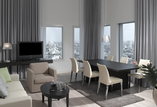 Crowne Plaza Tel Aviv City Center: Executive suite