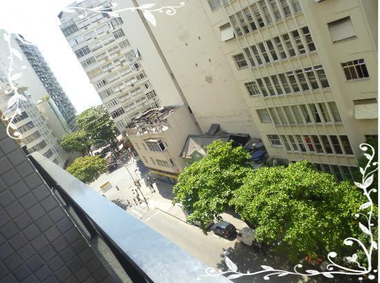 Ducasse Rio Hotel: vista do espaço